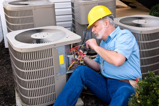 Hot Weather Requires Fast Repairs Know Your Options in Case Your Cooling - Air conditioning unit