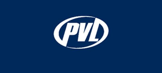 pvl pure vita labs logo blue circle with white pvl font