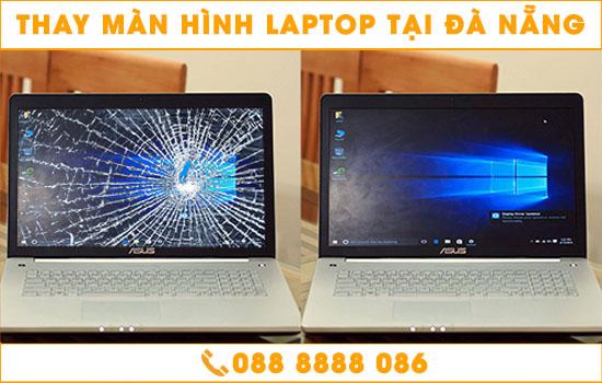 Thay màn hình laptop Asus tại Đà Nẵng