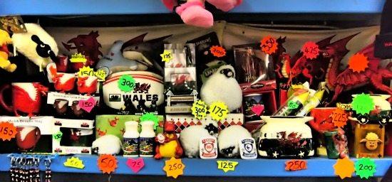 Barry Island Wales souvenirs