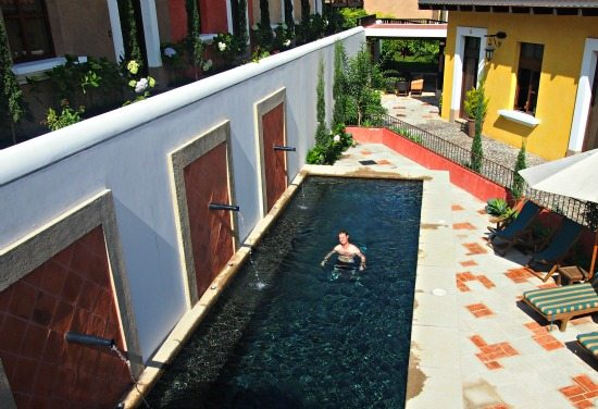 a month in Antigua Guatemala