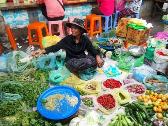 food for sale cambodia