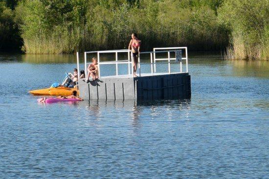 Hungary Lake House