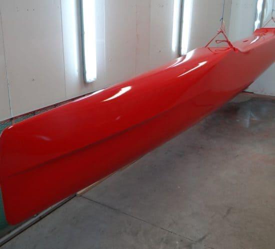 Catamaran Carbone
