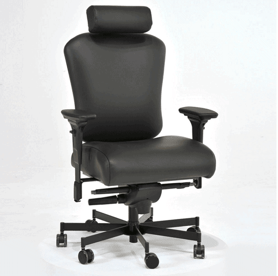 Genuine Leather 24-7 Chair
