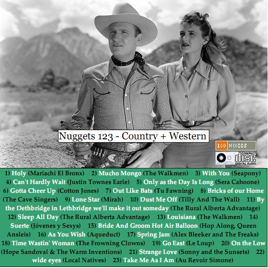 Nuggets 123 - Country + Western