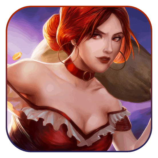 dead or alive 2 female character icon video slot Netent