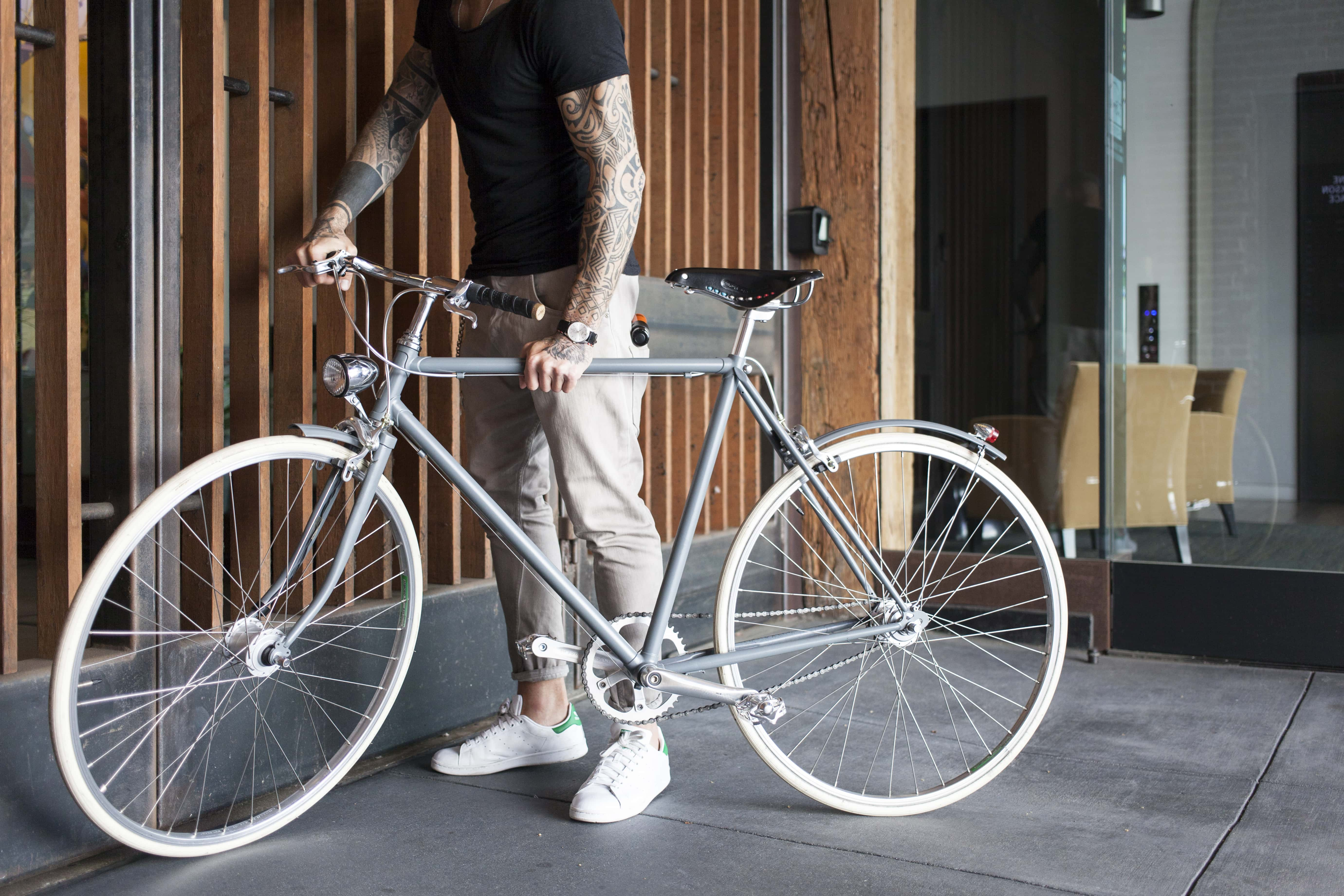 Heritage Division x Taurus Bikes
