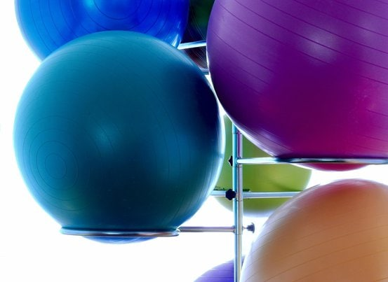 yoga balls are not active sitting