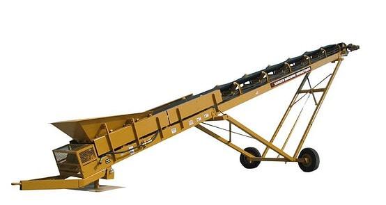 Transportador Radial de 50' (15.2m)