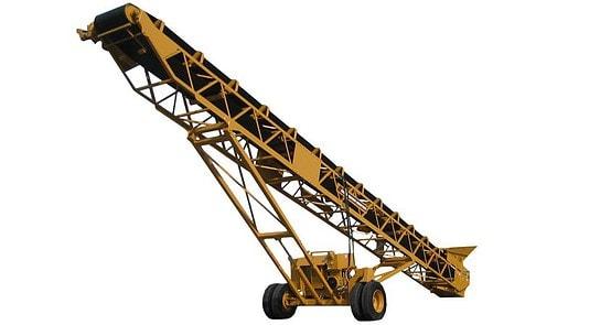Transportador Radial de 60' (18.3m) Radial