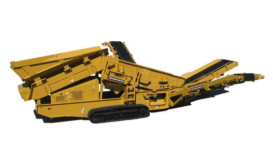 Spyder 516T Topsoil Screening Plant