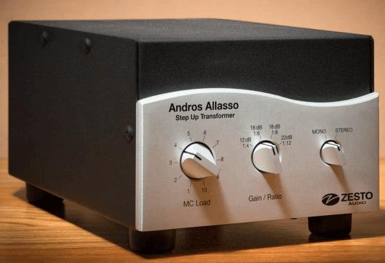 ZESTO Andros Allosso : un astucieux « dispositif » pour tirer le meilleur parti de vos cellules phono