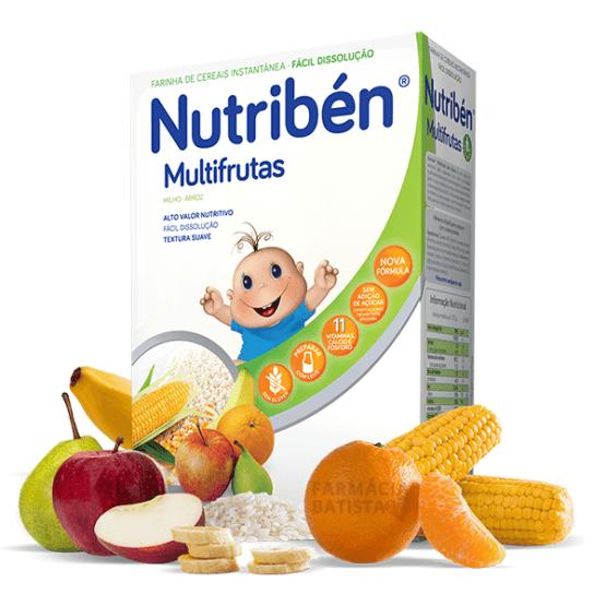 Nutriben Multifrutas