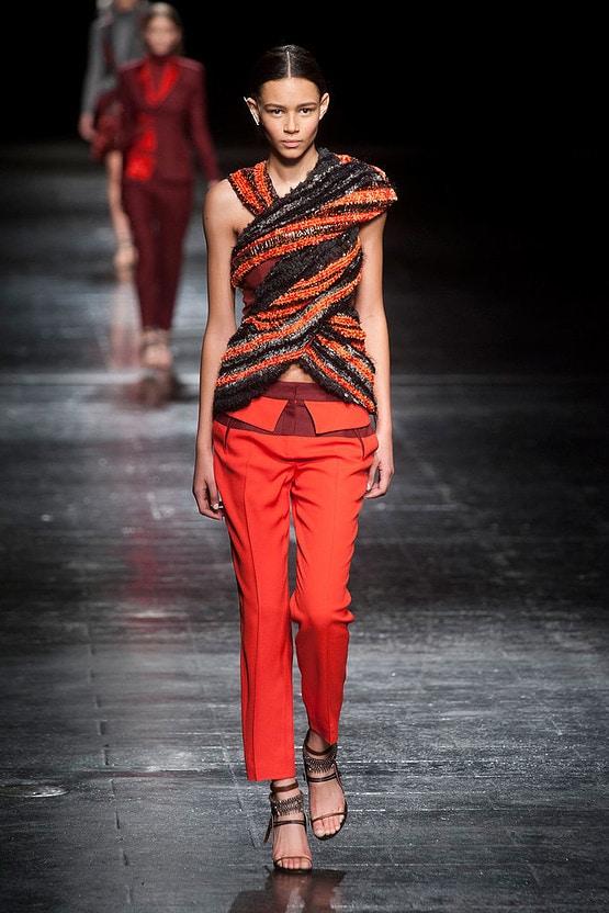 Prabal Gurung Fall Winter 2014   New York Fashion Week