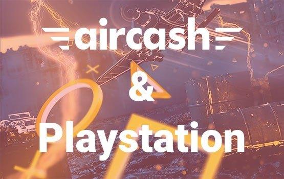 Aircash i Playstation