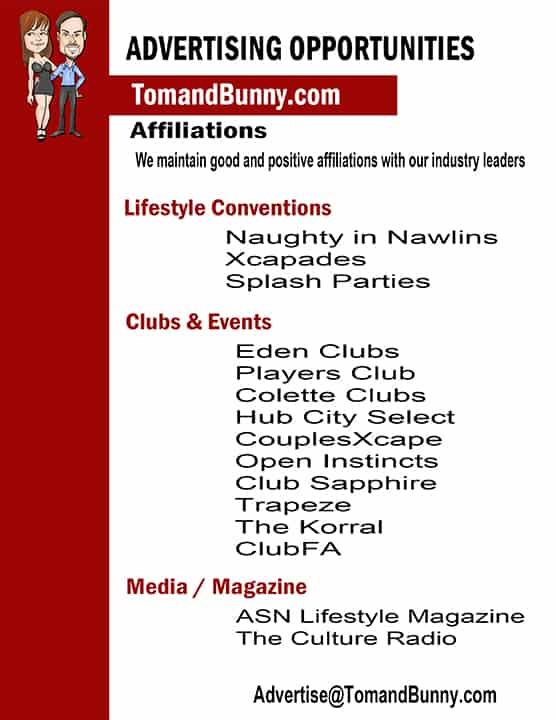Media Kit for TomandBunny aka Tom and Bunny