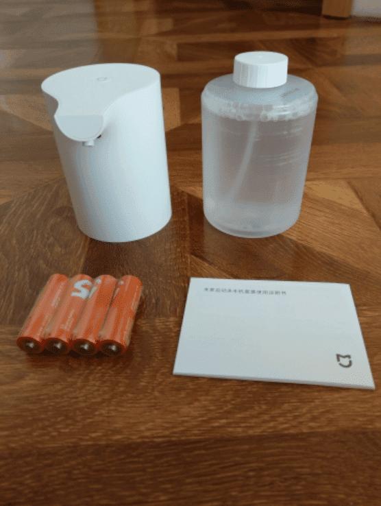 Xiaomi soap dispenser automatic