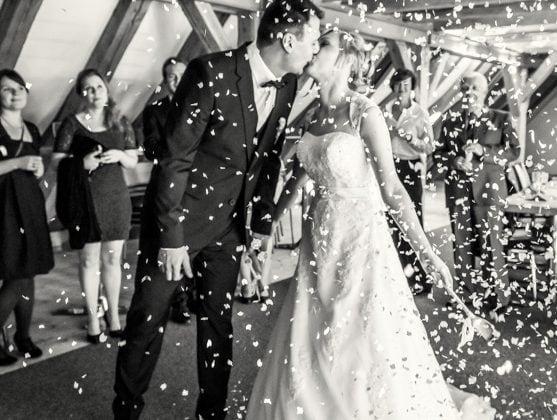Hochzeitsfotograf Allgaeu Magic Moment Confetti