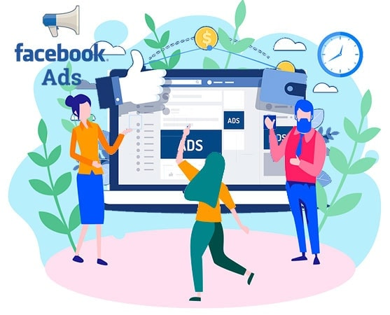 Imagen del equipo de Agencia365 trabajando en Facebook Ads
