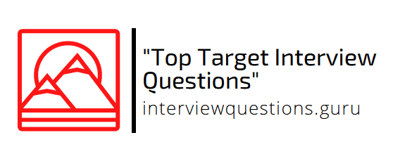 target interview questions and tips