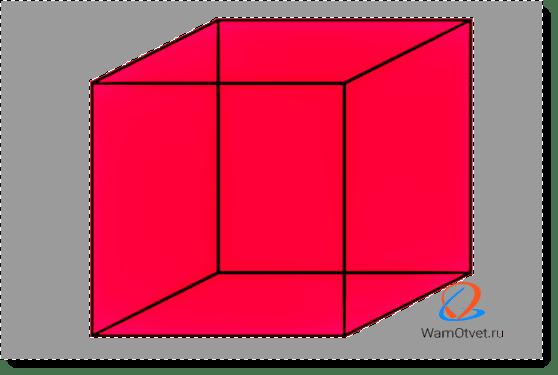 Выделение фона инструментом «Волшебная палочка» в Adobe Photoshop