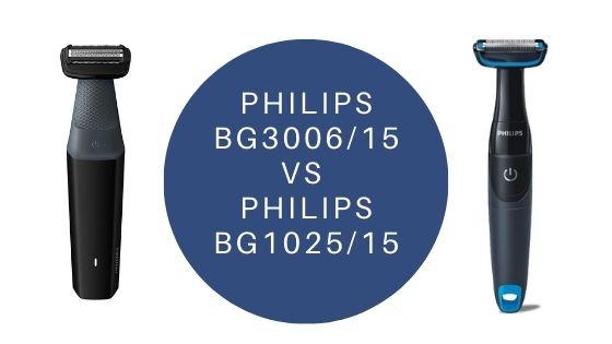 Feature image for Philips BG3006/15 Vs Philips BG1025/15