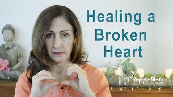 healing a broken heart