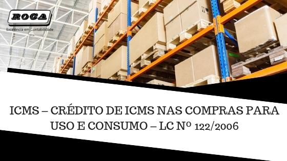 Nova Regra Do Icms (24) - Roca Contábil