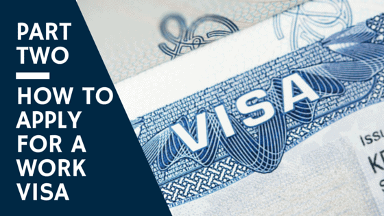 Work Visa NC - How to Apply
