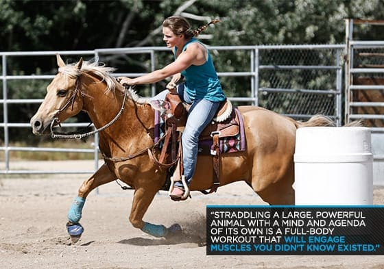 equestrian fitness