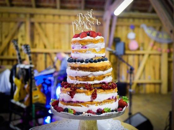 Hochzeitsfotograf Allgaeu Detail Hochzeitstorte