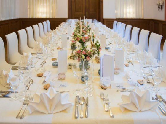 Hochzeitsfotograf Kempten Allgäu Details Tischdekoration