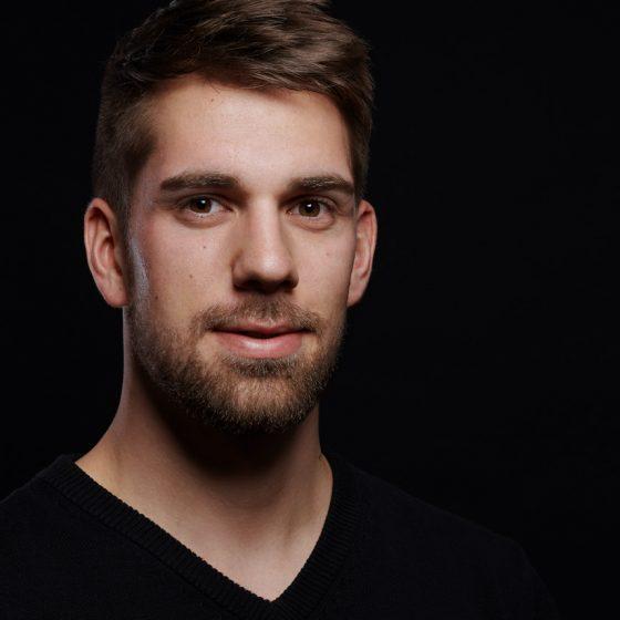Headshotfotograf Kempten Businessportrait Tobias