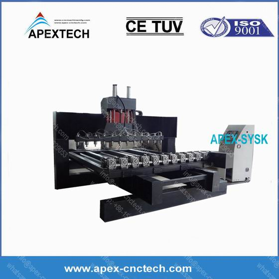 3512 Wood 3D CNC Router Woodworking machines