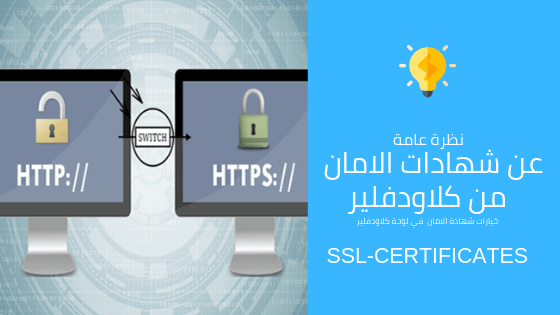 Photo of نظرة عامة عن شهادة الامان SSL الخاصة بـ Cloudflare