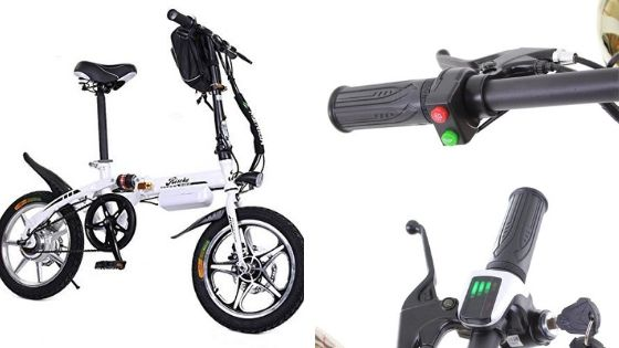 bicicleta plegable super bike bep 32 electrica opiniones