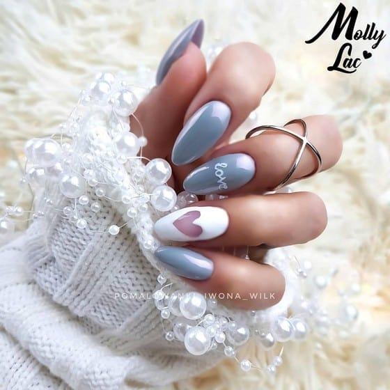 jak prawidłowo malować paznokcie