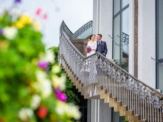 Hochzeitsfotograf Allgaeu Creativ City Fuessen Festspielhaus