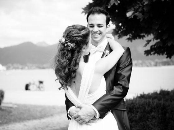Hochzeitsfotograf Allgaeu Hochzeitspaar Liebe Forgensee