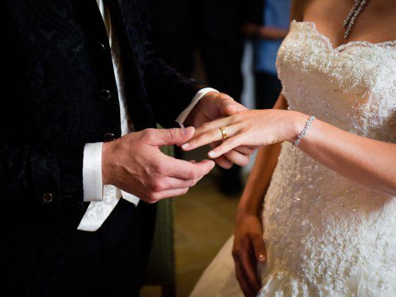 Hochzeitsfotograf Kempten Momente Ringtausch