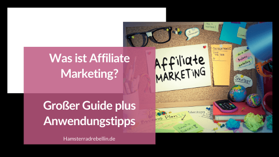 Affiliate Marketing Tipps