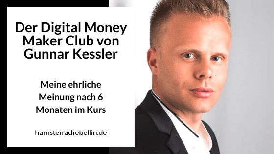 Digital Money Maker Club - Beitragsbild