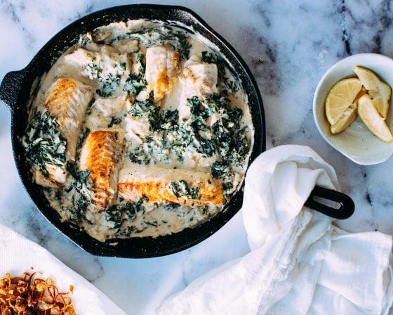 tilapia wok recept