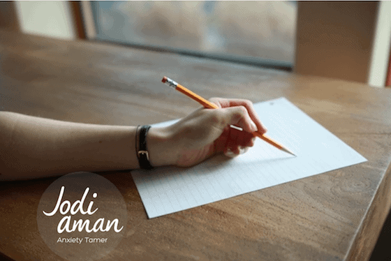 personal mission statement writing to heal