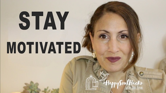 Stay motivated, 4 ways to stay motivated