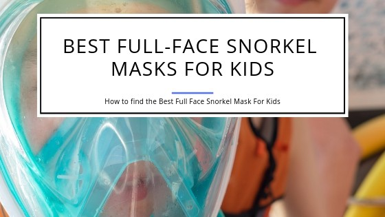 Best Full Face Snorkel Masks for Kids