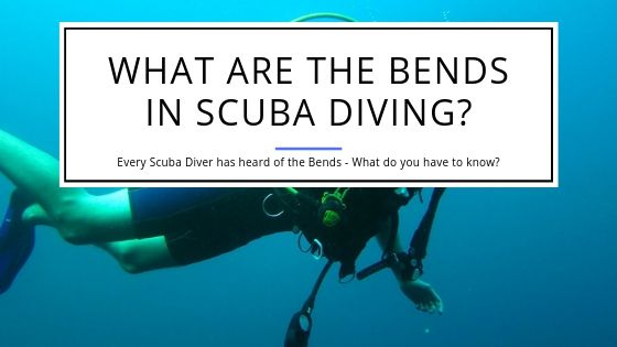 What are the Bends in Scuba Divin