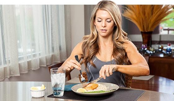 women need protein