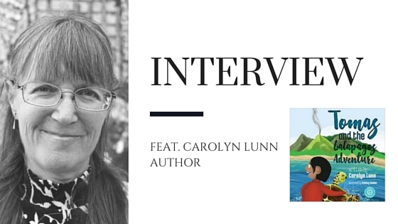 Carolyn Lunn Discusses Tomas and the Galapagos Adventure